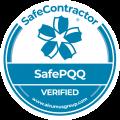 Seal Alcumus Safe PQQ Contractor